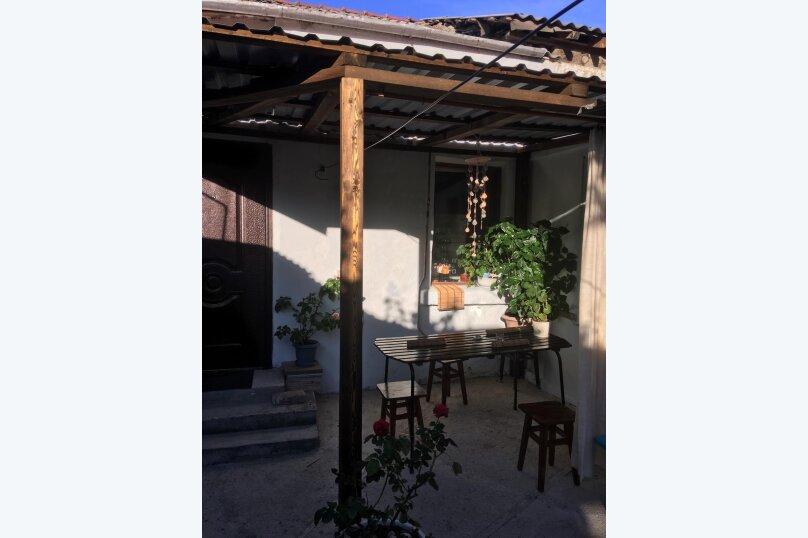 Дом в спальном районе, 21 кв.м. на 3 человека, 1 спальня, Краснофлотский переулок, 10, Феодосия - Фотография 13