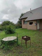 Дом и баня, 55 кв.м. на 7 человек, 2 спальни, Сармяги, 1а, Олонец - Фотография 1