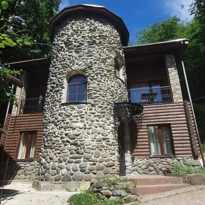 Дом в Эстосадке, 116 кв.м. на 12 человек, 5 спален