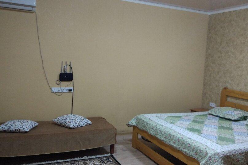 Дом, 63 кв.м. на 6 человек, 1 спальня, Южная, 21, село Веселое - Фотография 8