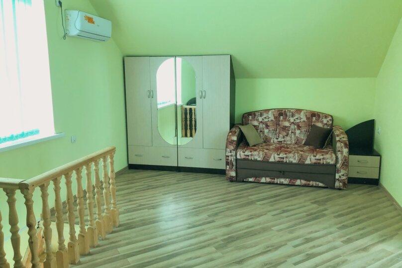 Дом, 55 кв.м. на 6 человек, 2 спальни, СНТ Ветеран, 1, Штормовое - Фотография 7