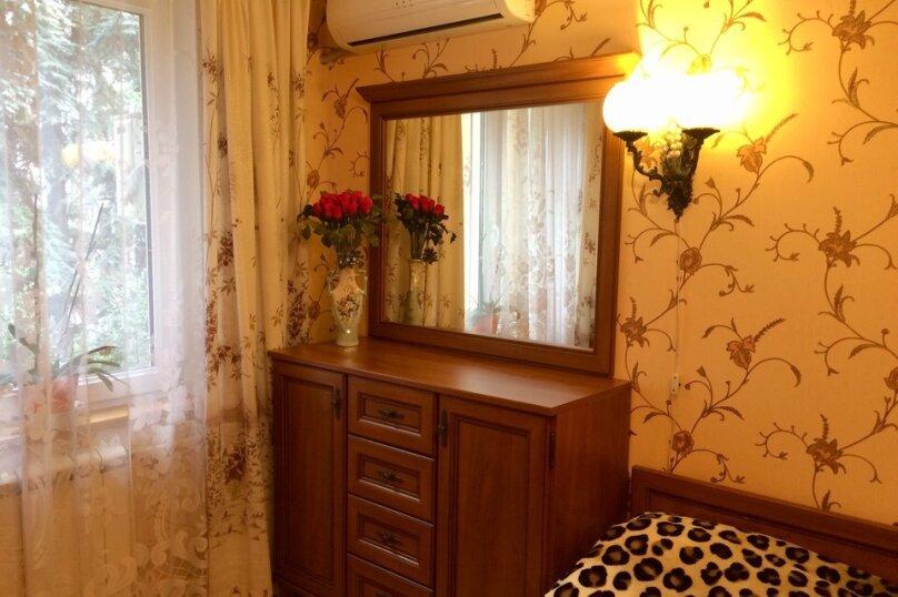 1-комн. квартира, 45 кв.м. на 2 человека, улица 50 лет Октября, 13, Алушта - Фотография 3