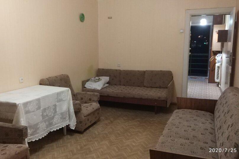 1-комн. квартира, 29 кв.м. на 4 человека, улица Найденова, 8к3, Ялта - Фотография 6