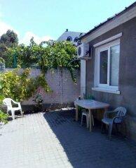 Одноэтажный дом, 80 кв.м. на 6 человек, 2 спальни, улица Островского, 12, Анапа - Фотография 1