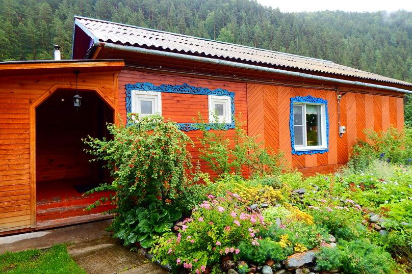 Гостевой дом, 80 кв.м. на 10 человек, 3 спальни, Советская улица, 128, Чемал - Фотография 17