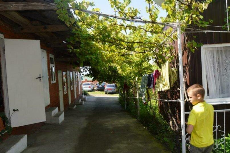 трехместный эконом, переулок Чкалова, 10, Джубга - Фотография 6