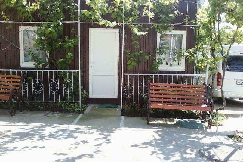 трехместный эконом, переулок Чкалова, 10, Джубга - Фотография 8