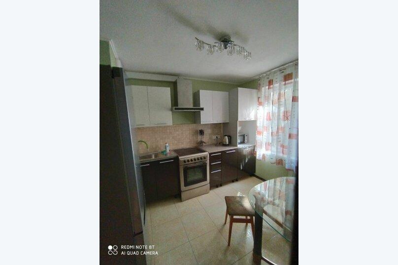 3-комн. квартира, 65 кв.м. на 6 человек, улица Подвойского, 9, Гурзуф - Фотография 5