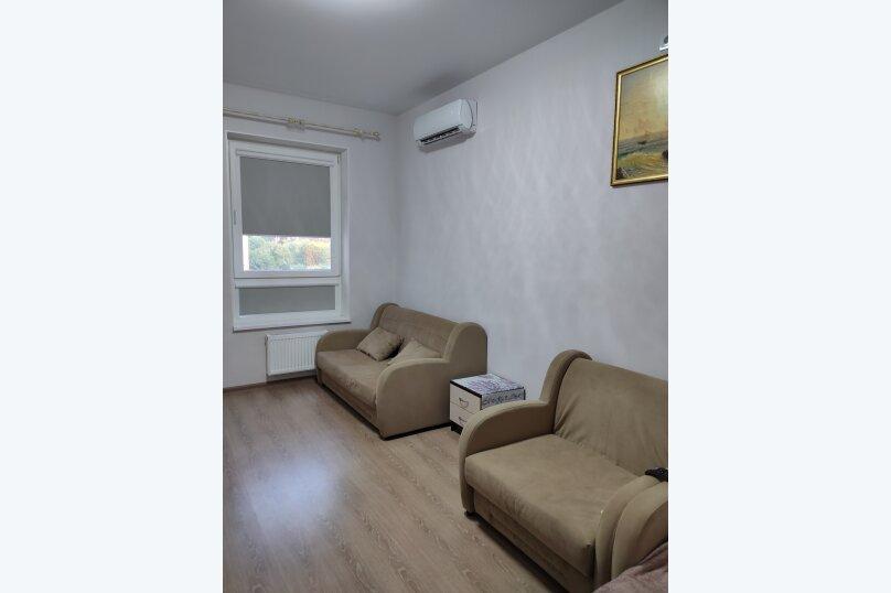 1-комн. квартира, 43 кв.м. на 4 человека, Пионерский проспект, 57к4, Анапа - Фотография 2