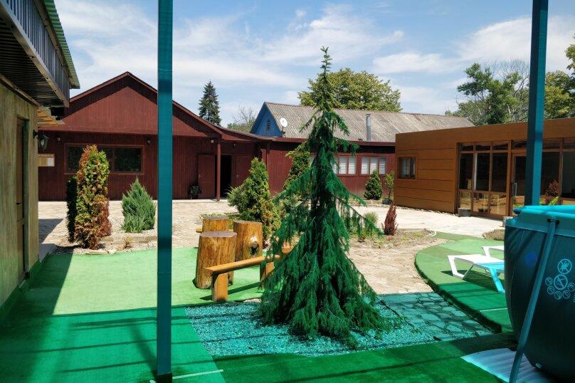 База отдыха с Баней и бассейном., 611 кв.м. на 8 человек, 2 спальни, улица Заречье, 3В, Горячий Ключ - Фотография 11