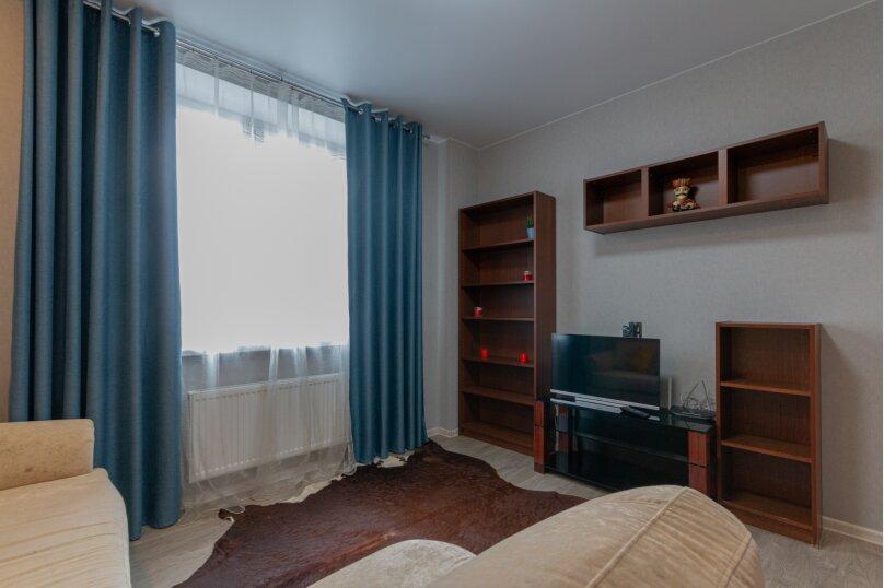 1-комн. квартира, 38 кв.м. на 4 человека, проспект имени В.И. Ленина, 59Р, Волгоград - Фотография 10