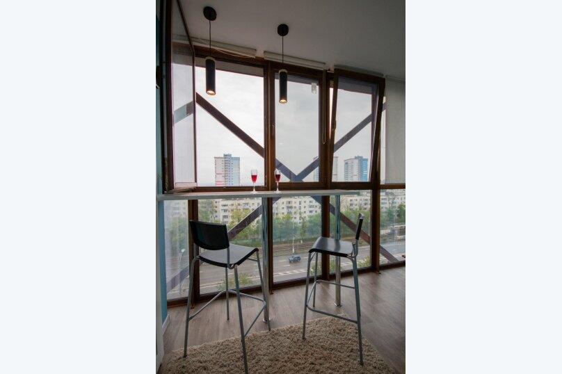 1-комн. квартира, 38 кв.м. на 4 человека, проспект имени В.И. Ленина, 59Р, Волгоград - Фотография 27