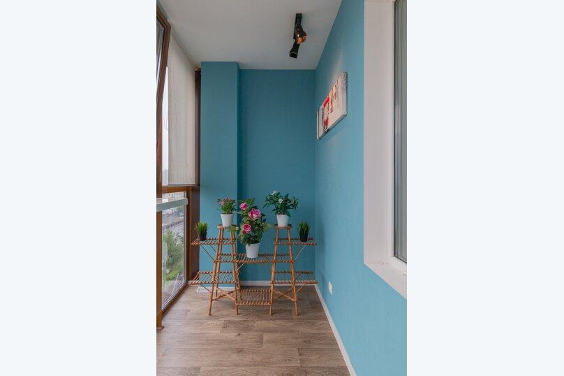 1-комн. квартира, 38 кв.м. на 4 человека, проспект имени В.И. Ленина, 59Р, Волгоград - Фотография 29
