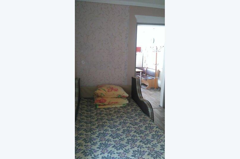 """Часть дома """"под ключ"""", 37 кв.м. на 4 человека, 2 спальни, Добровольского, 8, Заозерное - Фотография 31"""
