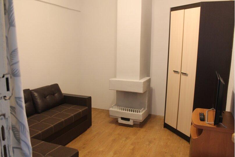 2-комн. квартира, 44 кв.м. на 5 человек, Ленинградская улица, 56, Гурзуф - Фотография 2