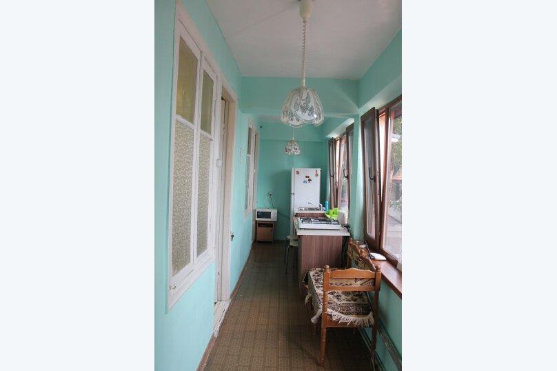 2-комн. квартира, 44 кв.м. на 5 человек, Ленинградская улица, 56, Гурзуф - Фотография 3