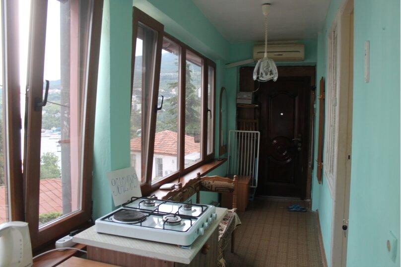 2-комн. квартира, 44 кв.м. на 5 человек, Ленинградская улица, 56, Гурзуф - Фотография 4