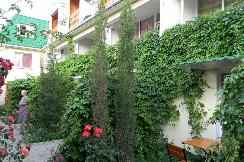 Однокомнатный 2-х местный с балконом (на 2-м и 3-м этаже), Таврическая улица, 71, Судак - Фотография 1