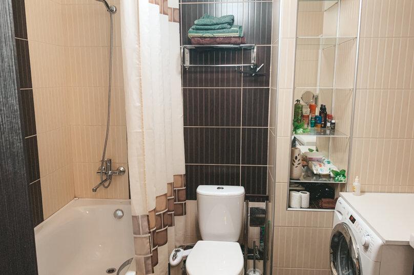 2-комн. квартира, 49 кв.м. на 4 человека, Семипалатинская улица, 25, Севастополь - Фотография 17