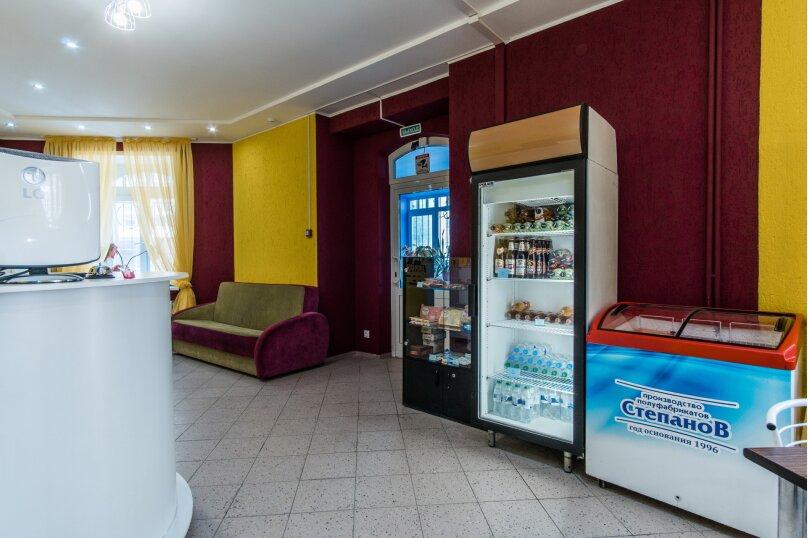 """Отель """"Хостел-Барнаул"""", Привокзальная улица, 9 на 8 номеров - Фотография 12"""