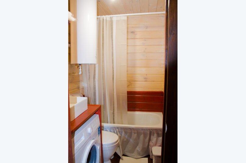 Дом LOVE, 18 кв.м. на 3 человека, 1 спальня, улица Гулаева, 14А, Джемете - Фотография 9