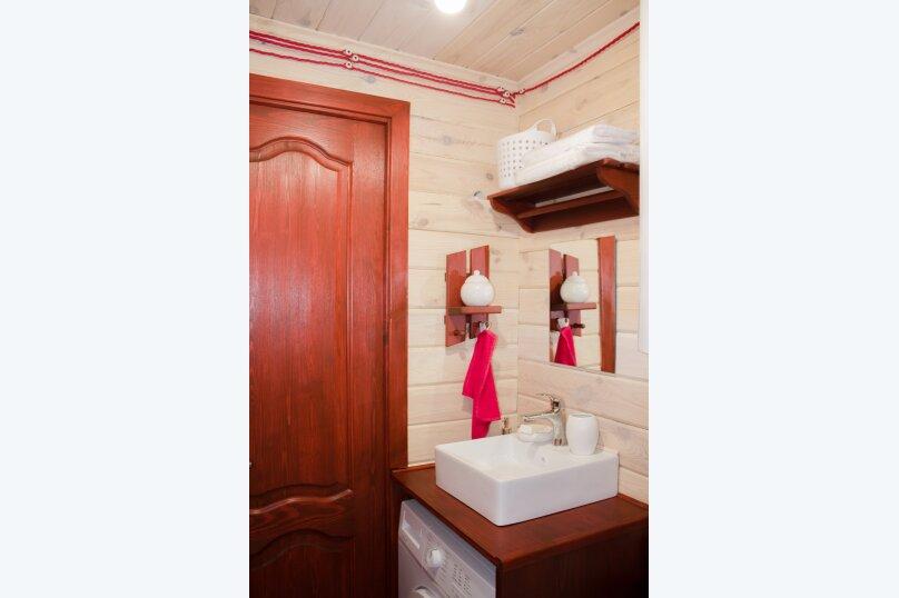 Дом LOVE, 18 кв.м. на 3 человека, 1 спальня, улица Гулаева, 14А, Джемете - Фотография 10