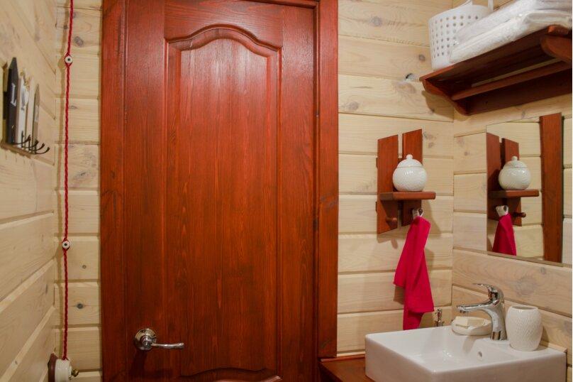 Дом LOVE, 18 кв.м. на 3 человека, 1 спальня, улица Гулаева, 14А, Джемете - Фотография 11