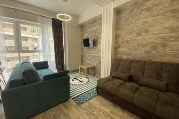 1-комн. квартира, 35 кв.м. на 2 человека, Крымская улица, 89, микрорайон Мамайка, Сочи - Фотография 1