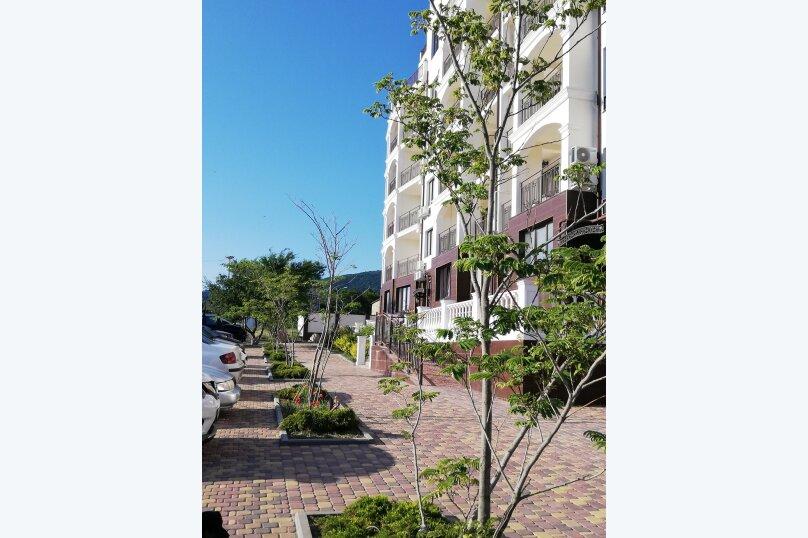 1-комн. квартира, 25 кв.м. на 4 человека, Туристическая улица, 4Гк7, Геленджик - Фотография 24