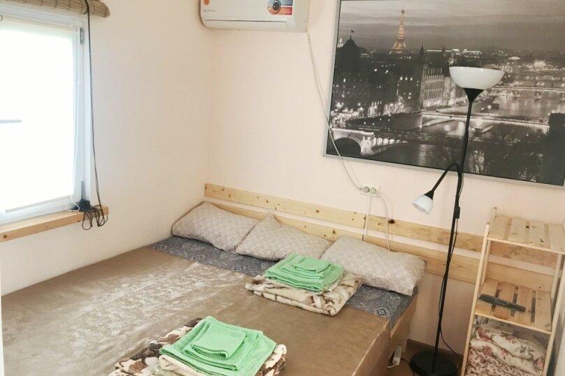 Номер в домике с двуспальной кроватью, Прохладный переулок, 1/1, Голубая бухта, Геленджик - Фотография 1