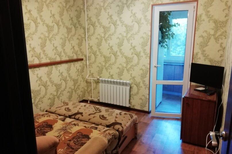 2-комн. квартира, 40 кв.м. на 4 человека, улица Соловьёва, 14А, Гурзуф - Фотография 5