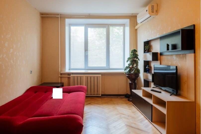 1-комн. квартира, 30 кв.м. на 2 человека, улица Бутырский Вал, 52, Москва - Фотография 10
