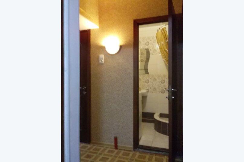 2-комн. квартира, 55 кв.м. на 6 человек, Цент, Грибоедова, 48, Геленджик - Фотография 13