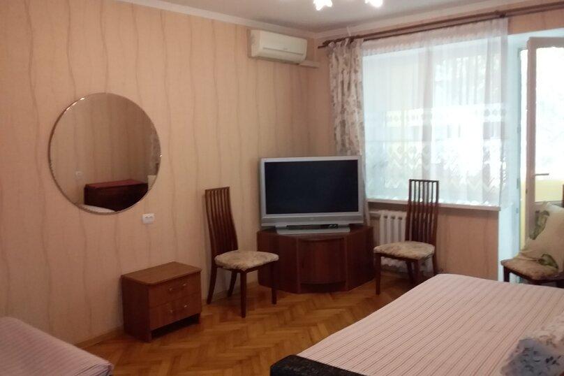 2-комн. квартира, 55 кв.м. на 6 человек, Цент, Грибоедова, 48, Геленджик - Фотография 14