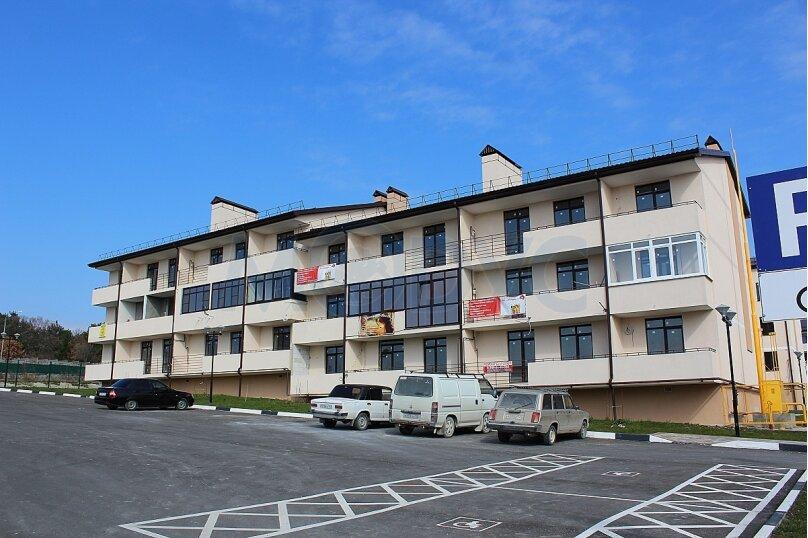 1-комн. квартира, 46 кв.м. на 4 человека, Мускатная улица, 6к3, Дивноморское - Фотография 12