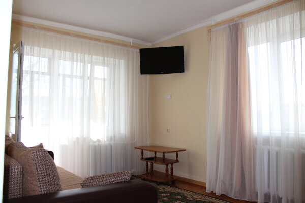 1-комн. квартира, 33 кв.м. на 4 человека, Крымская улица, 128, Анапа - Фотография 1