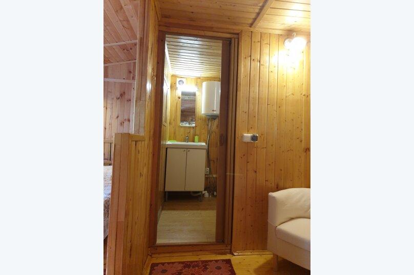 Гостевой дом, 30 кв.м. на 2 человека, 1 спальня, Ачишховский переулок, 6, Красная Поляна - Фотография 10