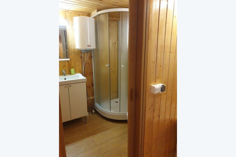Гостевой дом, 30 кв.м. на 2 человека, 1 спальня, Ачишховский переулок, 6, Красная Поляна - Фотография 11