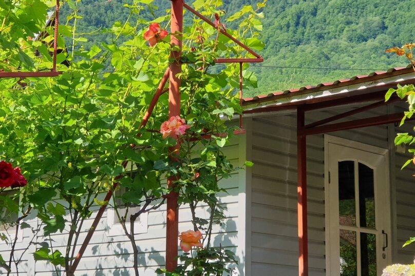 Гостевой дом, 30 кв.м. на 2 человека, 1 спальня, Ачишховский переулок, 6, Красная Поляна - Фотография 16