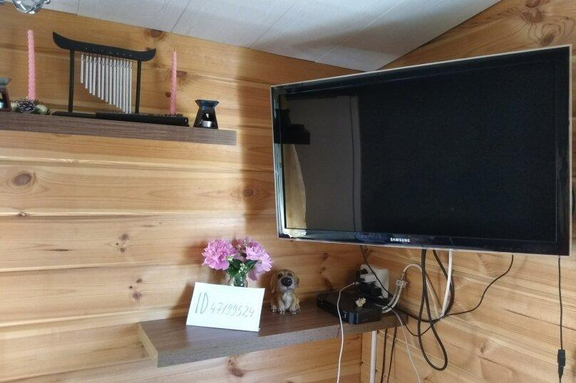 Дом, 42 кв.м. на 4 человека, 2 спальни, деревня Надевицы, Центральная, 32, Луга - Фотография 22