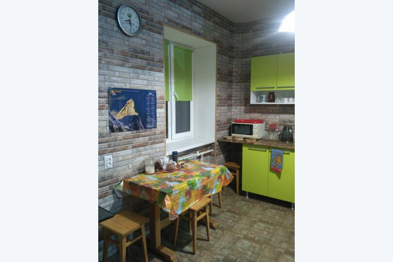 2-комн. квартира, 55.8 кв.м. на 4 человека, Аланская улица, 25А, Домбай - Фотография 2