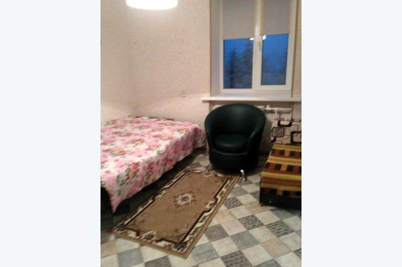 2-комн. квартира, 55.8 кв.м. на 4 человека, Аланская улица, 25А, Домбай - Фотография 4
