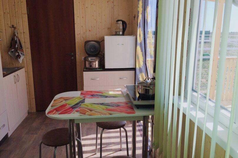 Дом, 32 кв.м. на 4 человека, 1 спальня, СТ Ветеран, 2, Штормовое - Фотография 3