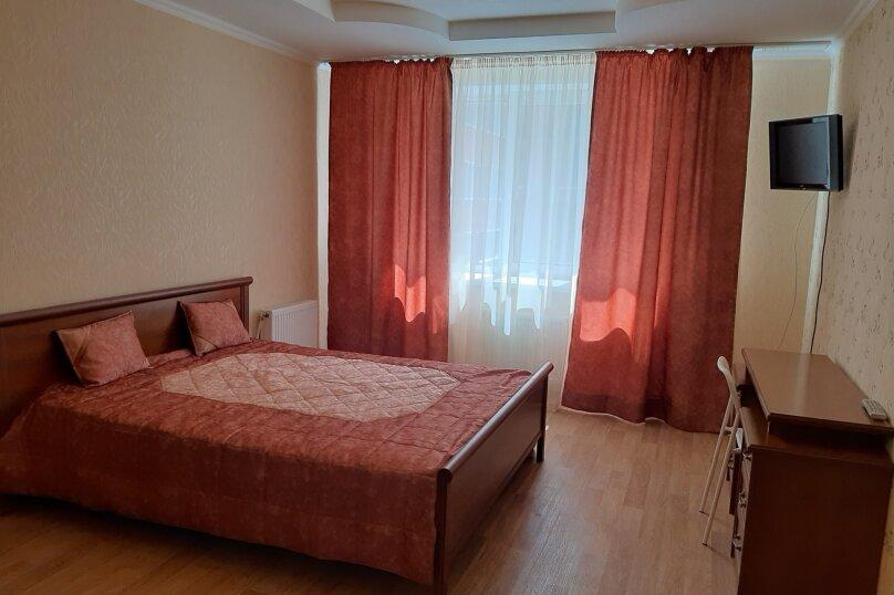 2-комн. квартира, 72 кв.м. на 7 человек, Вокзальная улица, 77, Рязань - Фотография 1