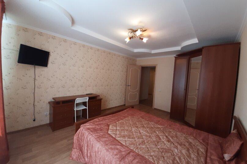 2-комн. квартира, 72 кв.м. на 7 человек, Вокзальная улица, 77, Рязань - Фотография 5