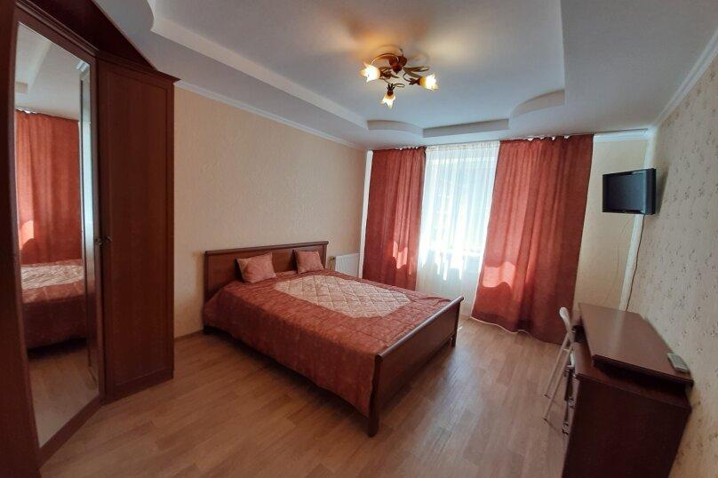 2-комн. квартира, 72 кв.м. на 7 человек, Вокзальная улица, 77, Рязань - Фотография 6