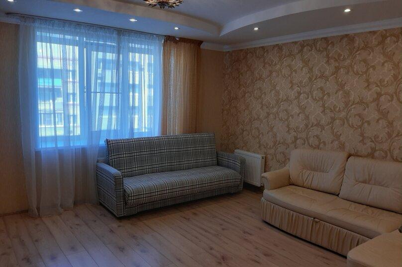 2-комн. квартира, 72 кв.м. на 7 человек, Вокзальная улица, 77, Рязань - Фотография 7
