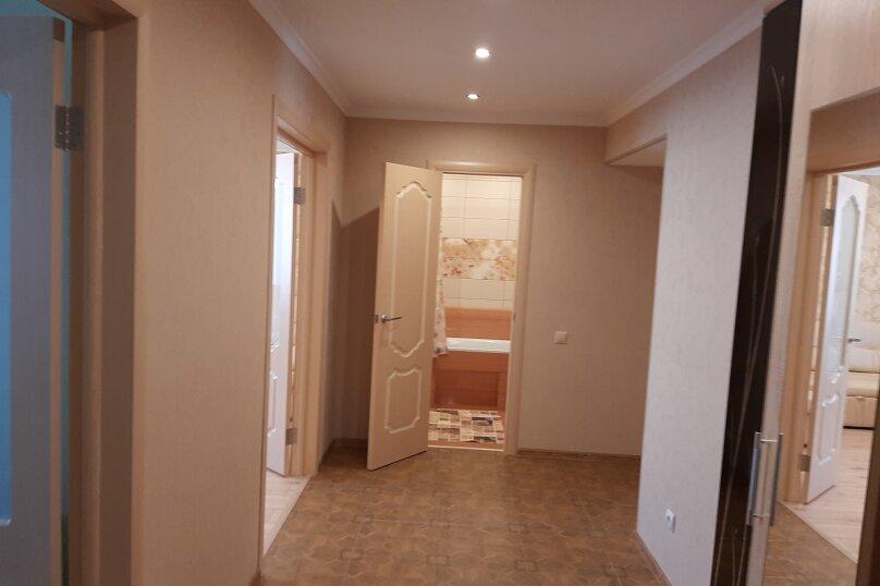 2-комн. квартира, 72 кв.м. на 7 человек, Вокзальная улица, 77, Рязань - Фотография 8