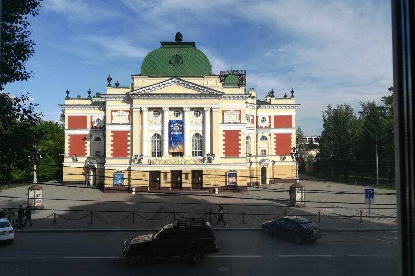2-комн. квартира, 46 кв.м. на 4 человека, улица Карла Маркса, 5, Иркутск - Фотография 1