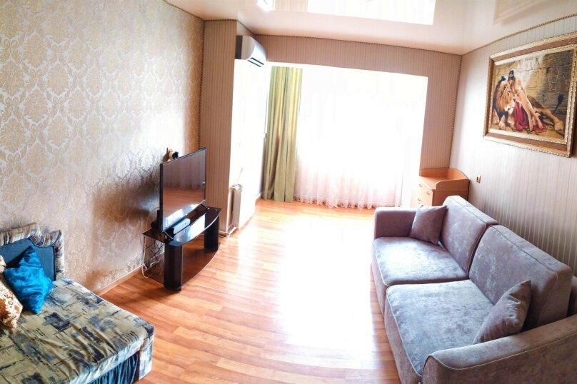 3-комн. квартира, 58 кв.м. на 9 человек, улица Победы, 62, Лазаревское - Фотография 14